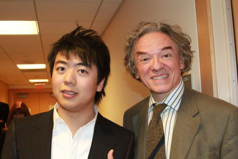 lang lang and aleksei takenouchi enjoying success of aleksei's student marc yu